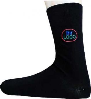 3er Pack Business-Socken mit ihrem Logo
