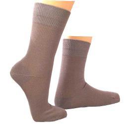 Business-Socken mittelbraun 10.5-11 (40-42)