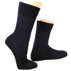 Business-Socken marine 12.5-13 (44-46)